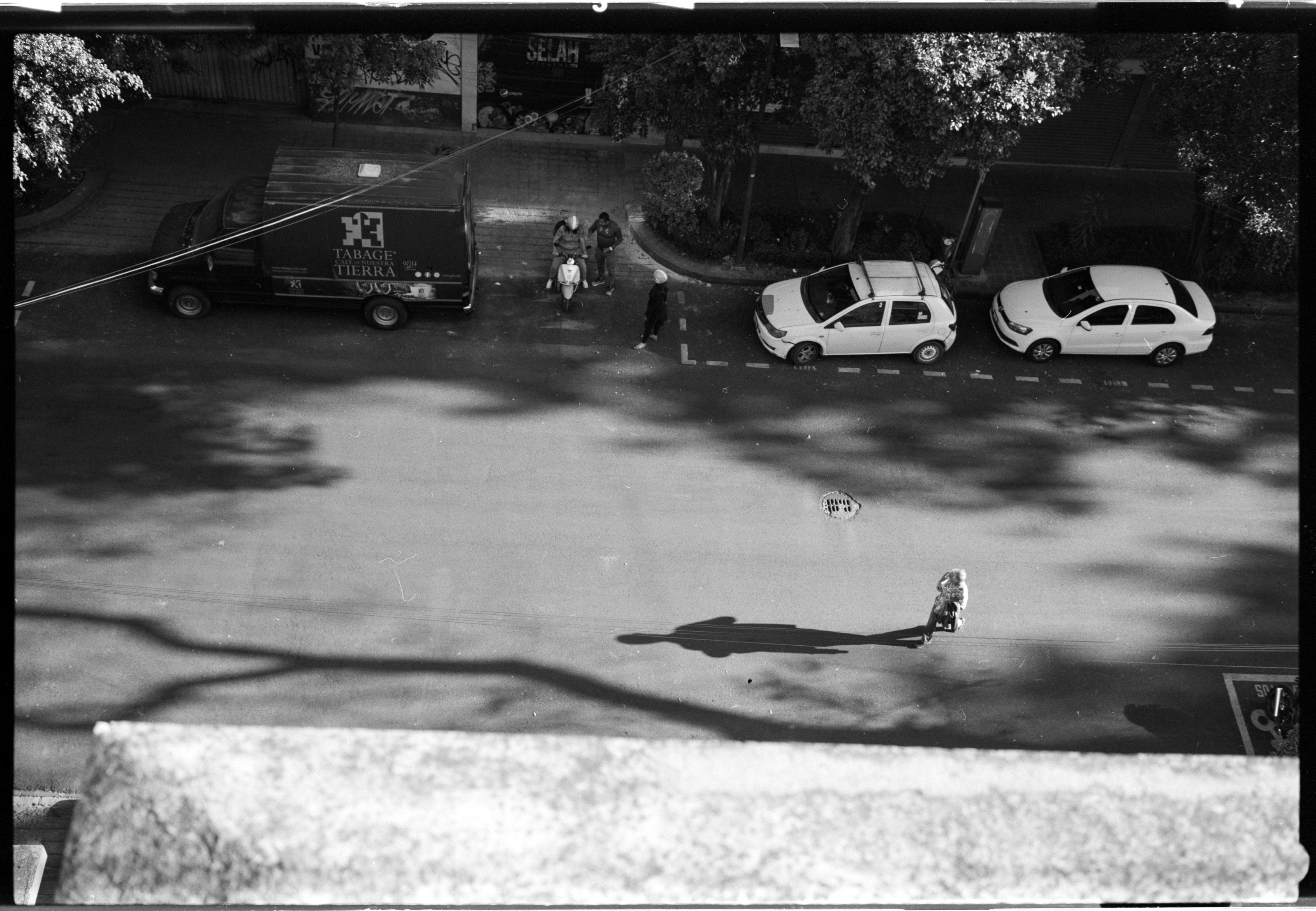 ilford hp5 plus shot by Luis Mendoza on Fuji GW690ii